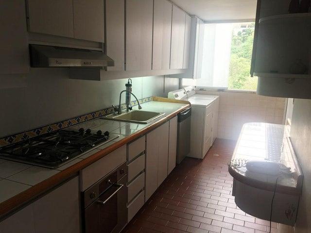 Apartamento Distrito Metropolitano>Caracas>La Alameda - Venta:210.000 Precio Referencial - codigo: 18-15867