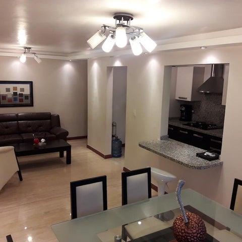 Apartamento Distrito Metropolitano>Caracas>Colinas de La Tahona - Venta:100.000 US Dollar - codigo: 18-17182