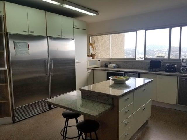 Apartamento Distrito Metropolitano>Caracas>La Castellana - Venta:550.000 Precio Referencial - codigo: 19-1171