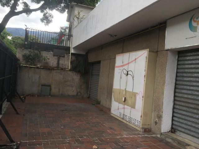 Local Comercial Distrito Metropolitano>Caracas>San Bernardino - Venta:105.000 Precio Referencial - codigo: 19-2511