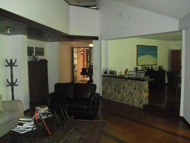 Casa Distrito Metropolitano>Caracas>Los Chorros - Venta:450.000 Precio Referencial - codigo: 19-3745