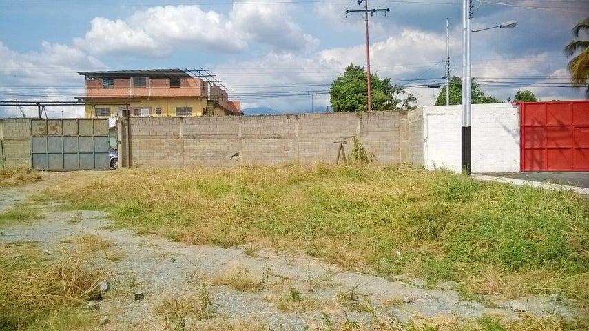Terreno Aragua>Municipio Linares Alcantara>Conjunto Residencial Parque Coropo - Venta:1.200 Precio Referencial - codigo: 19-4630