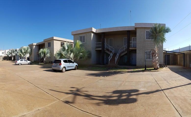 Apartamento Falcon>Coro>Samanes Plaza - Venta:35.000 Precio Referencial - codigo: 19-5642
