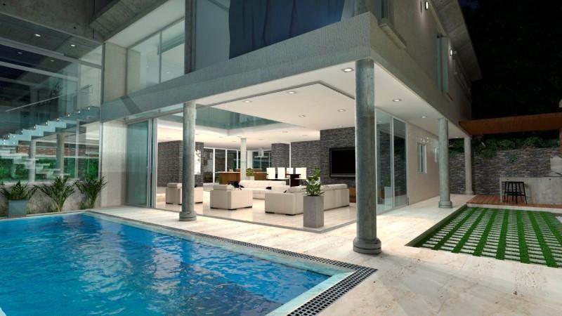 Terreno Distrito Metropolitano>Caracas>La Boyera - Venta:680.000 Precio Referencial - codigo: 19-5852