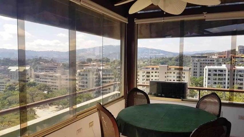 Apartamento Distrito Metropolitano>Caracas>Colinas de Valle Arriba - Venta:500.000 Precio Referencial - codigo: 19-6445