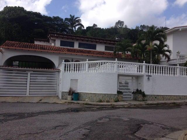 Casa Distrito Metropolitano>Caracas>Prados del Este - Venta:400.000 US Dollar - codigo: 19-6807