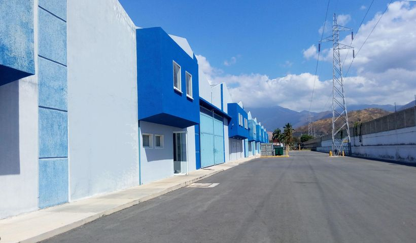 Galpon - Deposito Aragua>Municipio Santiago Marino>Barrio Saman de Guere - Venta:450.000 Precio Referencial - codigo: 19-7511