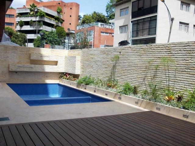 Apartamento Distrito Metropolitano>Caracas>Los Naranjos de Las Mercedes - Venta:300.000 Precio Referencial - codigo: 16-11370