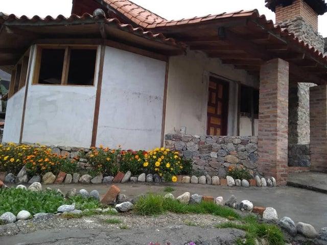 Edificio Merida>Mucuchies>Las Cuadritas - Venta:65.000 Precio Referencial - codigo: 19-8151