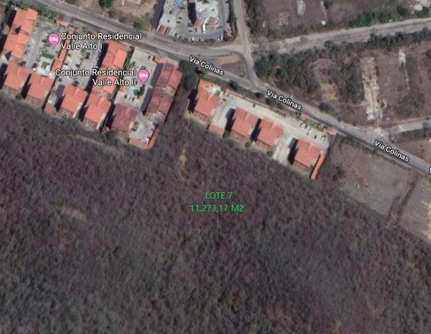 Terreno Anzoategui>Barcelona>El Saman - Venta:226.000 Precio Referencial - codigo: 19-8769