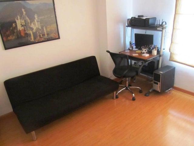 Apartamento Distrito Metropolitano>Caracas>Los Chorros - Venta:200.000 Precio Referencial - codigo: 19-9070