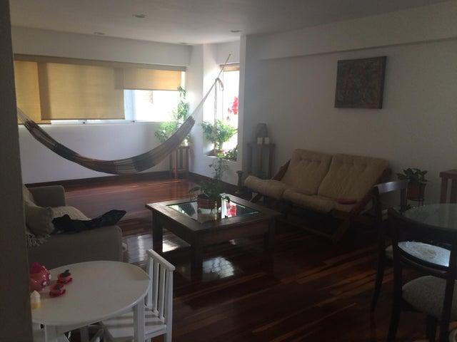 Apartamento Distrito Metropolitano>Caracas>El Cigarral - Venta:59.000 Precio Referencial - codigo: 19-9109