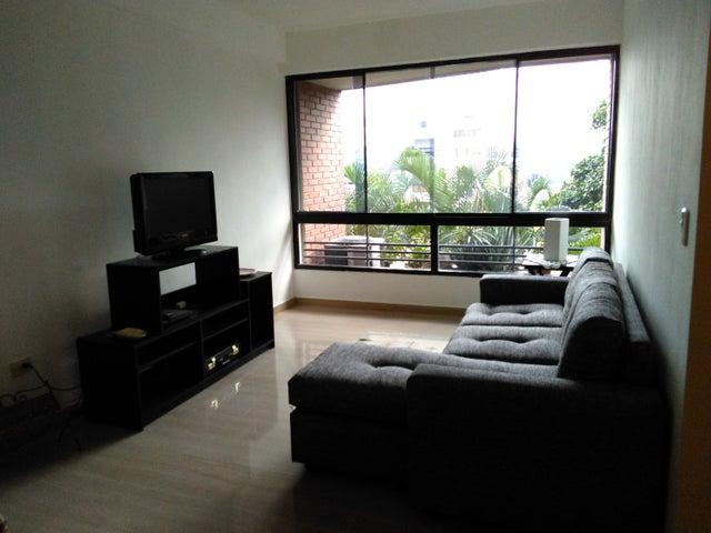 Apartamento Distrito Metropolitano>Caracas>Sebucan - Alquiler:780 Precio Referencial - codigo: 19-9262