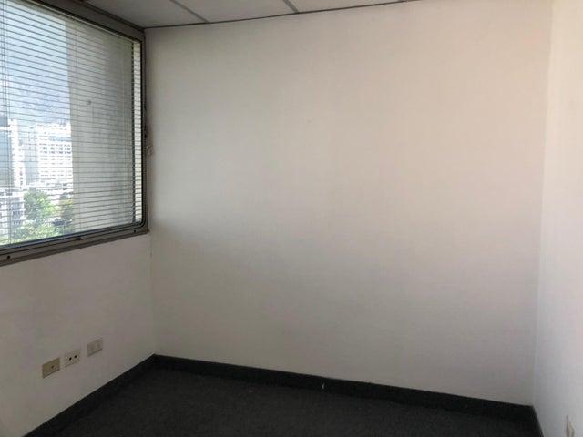 Oficina Distrito Metropolitano>Caracas>Altamira - Alquiler:600 Precio Referencial - codigo: 19-9948