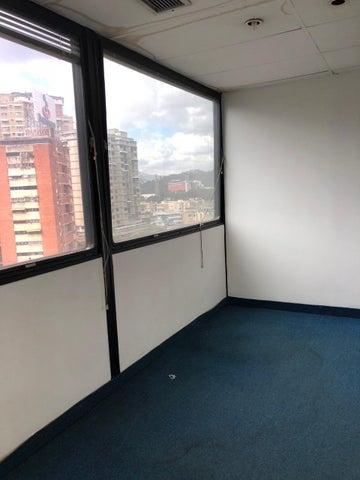 Oficina Distrito Metropolitano>Caracas>Colinas de Bello Monte - Alquiler:400 Precio Referencial - codigo: 19-9950
