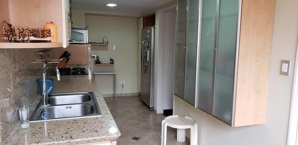 Apartamento Distrito Metropolitano>Caracas>La Alameda - Venta:190.000 Precio Referencial - codigo: 19-7562