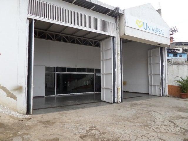 Galpon - Deposito Distrito Metropolitano>Caracas>La Yaguara - Venta:390.000 Precio Referencial - codigo: 19-10189