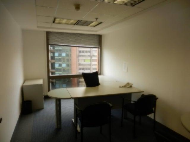 Oficina Distrito Metropolitano>Caracas>Chacao - Alquiler:1.800 Precio Referencial - codigo: 19-10047
