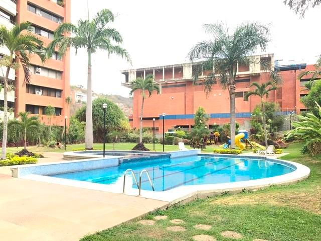 Apartamento Distrito Metropolitano>Caracas>La Alameda - Venta:215.000 Precio Referencial - codigo: 19-10096