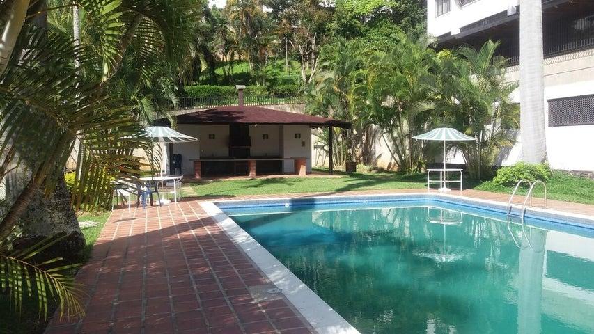 Apartamento Distrito Metropolitano>Caracas>Los Samanes - Venta:120.000 Precio Referencial - codigo: 19-10242