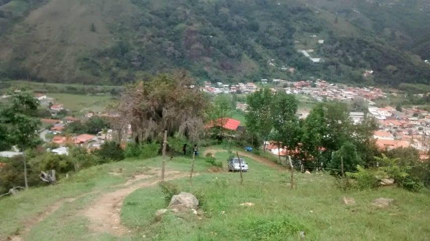Terreno Merida>Merida>Tabay - Venta:50.000 Precio Referencial - codigo: 19-10803