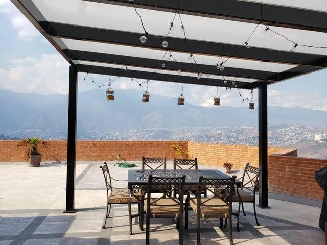 Apartamento Distrito Metropolitano>Caracas>Solar del Hatillo - Venta:350.000 Precio Referencial - codigo: 16-6627