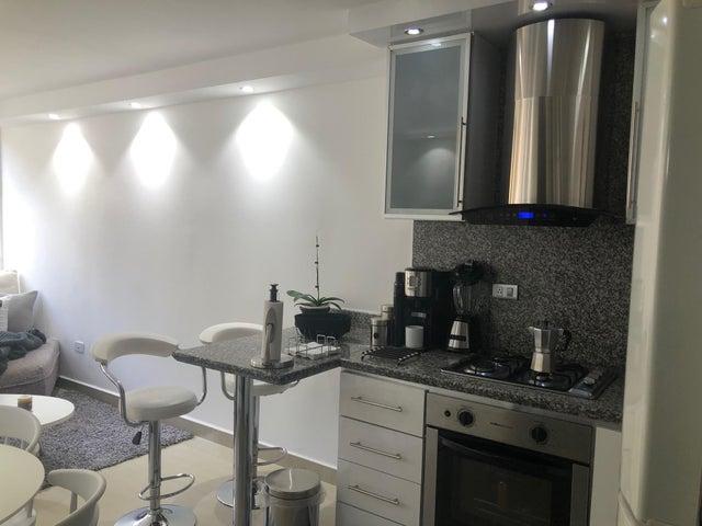 Apartamento Distrito Metropolitano>Caracas>El Encantado - Venta:45.000 Precio Referencial - codigo: 19-11527