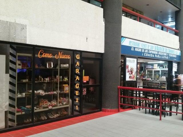 Local Comercial Distrito Metropolitano>Caracas>Los Samanes - Alquiler:150 Precio Referencial - codigo: 19-11760