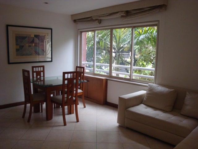 Apartamento Distrito Metropolitano>Caracas>El Rosal - Alquiler:450 Precio Referencial - codigo: 19-11966