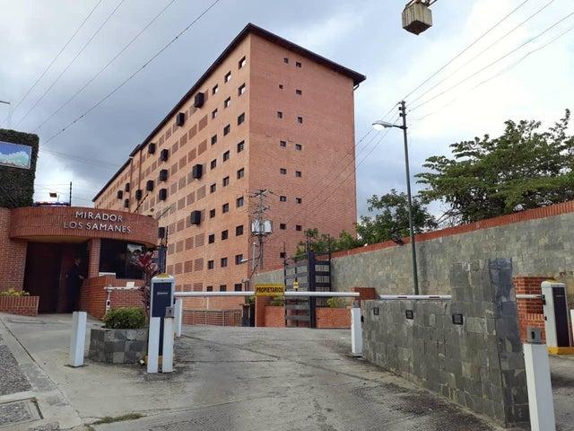 Apartamento Distrito Metropolitano>Caracas>Los Samanes - Venta:40.000 Precio Referencial - codigo: 20-93
