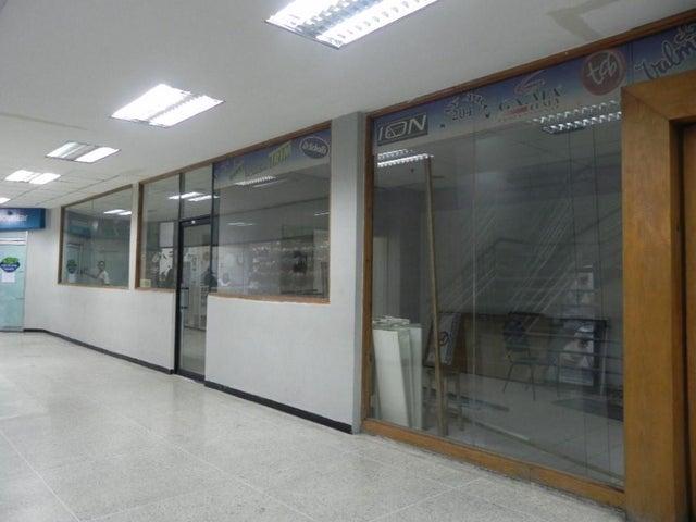 Local Comercial Distrito Metropolitano>Caracas>Parroquia Catedral - Alquiler:600 Precio Referencial - codigo: 20-535