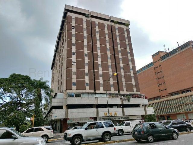 Oficina Distrito Metropolitano>Caracas>El Rosal - Alquiler:500 Precio Referencial - codigo: 20-7085