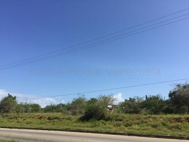 Terreno Nueva Esparta>Margarita>Maneiro - Venta:105.000 Precio Referencial - codigo: 20-9297