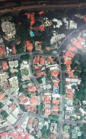 Terreno Distrito Metropolitano>Caracas>Altamira - Venta:350.000 Precio Referencial - codigo: 20-8984