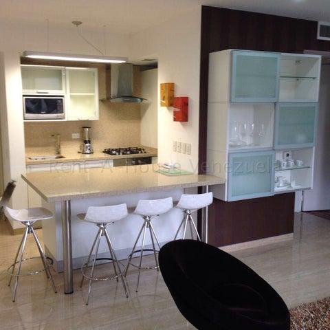 Apartamento Distrito Metropolitano>Caracas>Campo Alegre - Venta:160.000 Precio Referencial - codigo: 20-9254