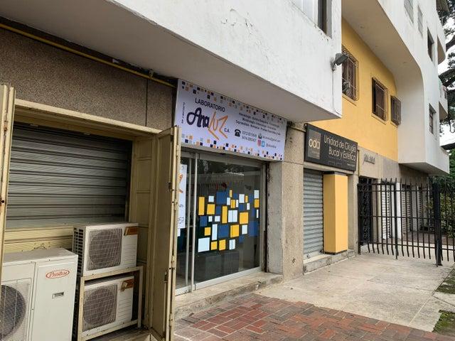 Local Comercial Distrito Metropolitano>Caracas>San Bernardino - Venta:105.000 Precio Referencial - codigo: 20-9215