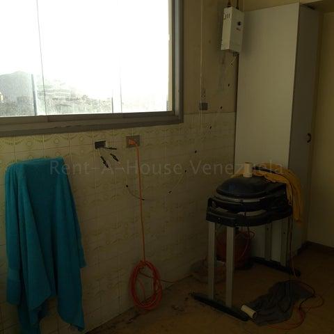 Apartamento Distrito Metropolitano>Caracas>El Paraiso - Venta:85.000 Precio Referencial - codigo: 20-9416