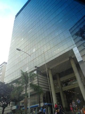 Oficina Distrito Metropolitano>Caracas>El Recreo - Alquiler:550 Precio Referencial - codigo: 20-10008