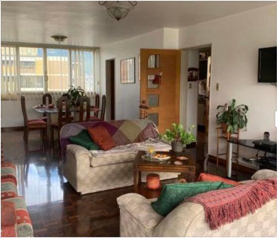 Apartamento Distrito Metropolitano>Caracas>Colinas de Bello Monte - Venta:150.000 Precio Referencial - codigo: 20-9198