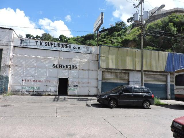 Galpon - Deposito Distrito Metropolitano>Caracas>La Yaguara - Venta:1.730.000 Precio Referencial - codigo: 20-10724