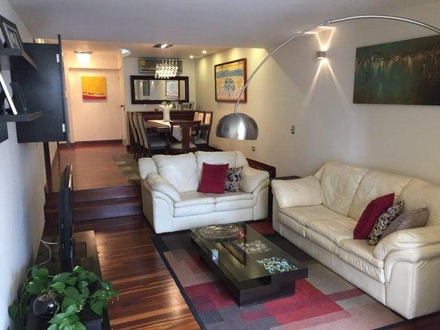 Apartamento Distrito Metropolitano>Caracas>El Cigarral - Venta:97.000 Precio Referencial - codigo: 20-12359