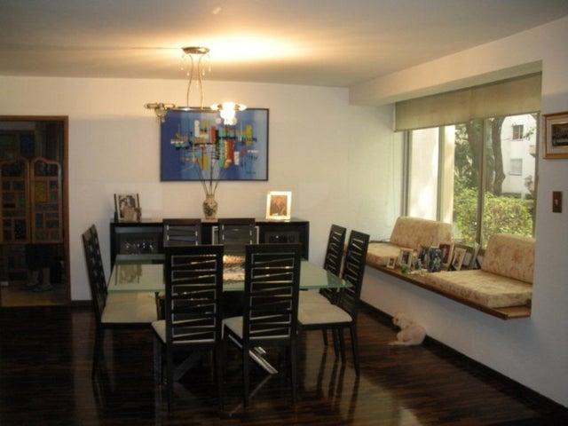 Apartamento Distrito Metropolitano>Caracas>El Rosal - Venta:140.000 Precio Referencial - codigo: 20-12391