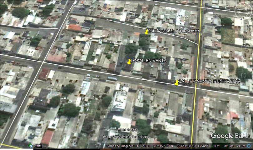 Local Comercial Falcon>Punto Fijo>Centro - Venta:11.500 Precio Referencial - codigo: 20-14823