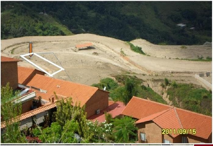 Terreno Distrito Metropolitano>Caracas>Loma Linda - Venta:90.000 Precio Referencial - codigo: 20-14990