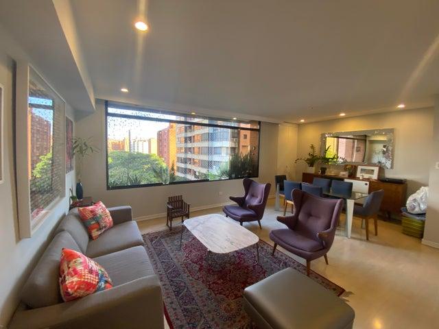 Apartamento Distrito Metropolitano>Caracas>El Rosal - Venta:260.000 Precio Referencial - codigo: 20-16273