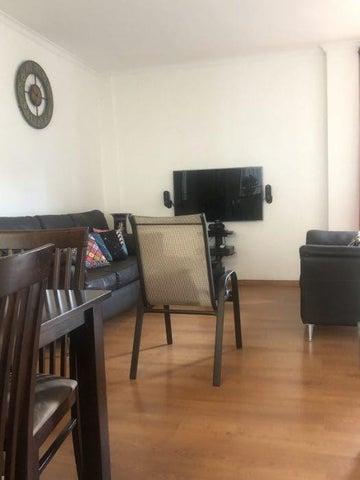 Apartamento Distrito Metropolitano>Caracas>Los Rosales - Venta:45.000 Precio Referencial - codigo: 20-18090