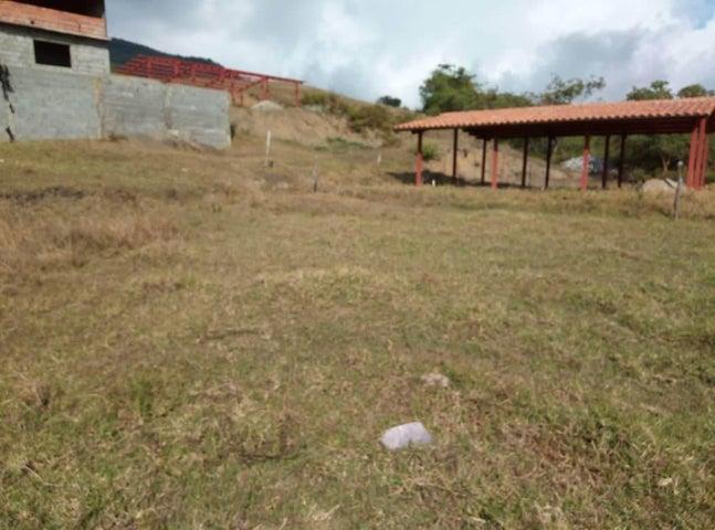 Terreno Merida>Jaji>Sector El Minual - Venta:4.000 Precio Referencial - codigo: 20-18093