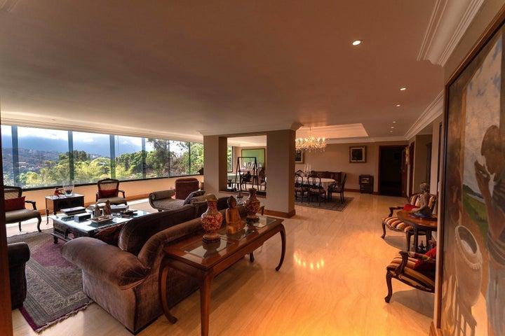 Apartamento Distrito Metropolitano>Caracas>El Peñon - Venta:400.000 Precio Referencial - codigo: 20-18868