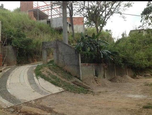 Terreno Distrito Metropolitano>Caracas>Caicaguana - Venta:6.000 Precio Referencial - codigo: 20-21729