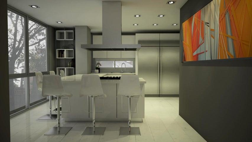Apartamento Distrito Metropolitano>Caracas>La Castellana - Venta:537.500 Precio Referencial - codigo: 20-22747